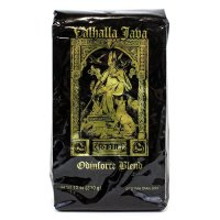 DWCC, USDA Certified Organic & Fair Trade Valhalla Java Ground Coffee - 12 Ounce Bag