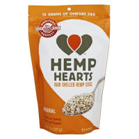 Manitoba Harvest, Organic Hemp Hearts Raw Shelled Hemp Seeds - 8 Ounce (227 g)
