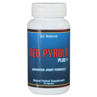 GC Natural, Red Pyrola Plus, Advanced Joint Formula - 60 Capsules