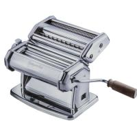 CucinaPro, Imperia Pasta Maker Machine (150) with Easy Lock Dial and Wood Grip Handle