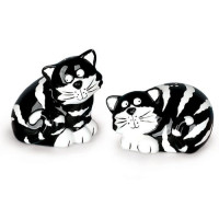 CTC, Chester The Cat - Kitten Salt & Pepper Shakers