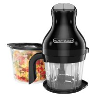 BLACK+DECKER, PS2000BD Prep & Blend Multi-Chopper, Black
