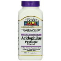 21st Century, Acidophilus Probiotic Blend - 150 Capsules