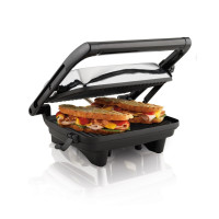 HMTB,, Panini Press Gourmet Sandwich Maker