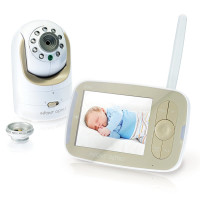 INOT, DXR-8 Video Baby Monitor with Interchangeable Optical Lens