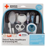 TFY, American Red Cross Baby Healthcare And Grooming Kit
