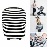 ANK, Mom Boss Multi-Use 4-in-1 Nursing Cover (Nursing Cover, Car Seat Cover, Shopping Cart
