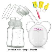 BTshine, Electric Double Breast Pumps
