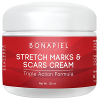 Bonapiel, Stretch Mark Cream and Scar Removal For Pregnant Women - 120 ml.
