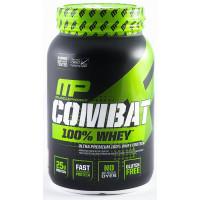 MusclePharm, 100% Combat Whey Protein, Strawberry - 80 oz (2269 g)