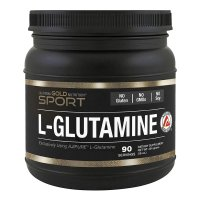 California Gold Nutrition, L-Glutamine Powder, AjiPure, Gluten Free - 16 oz (454 g)