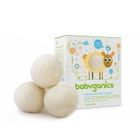 Babyganics, Natural Wool Laundry Dryer Balls