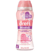 Dreft, Blissful In-Wash Scent Booster Beads, Baby Fresh Scent - 19.5 Ounces