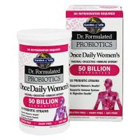 Garden of Life, Dr. Formulated Probiotics, Once Daily Women's - 30 Veggie Caps