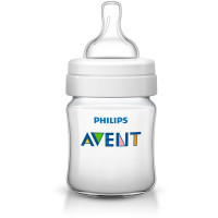 Philips Avent, Anti-colic Baby Bottles, 1 Bottle (0 ~ 3+ Months)