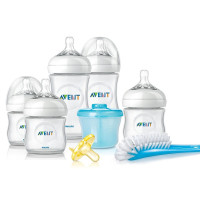 Philips Avent, Natural Newborn Baby Bottle Starter Set