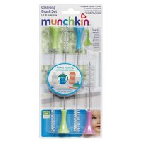 Munchkin, Cleaning Brush Set, 1 Set