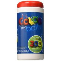 CMB, Color Changing Bath Tablets - 300 Piece