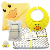 Gentle Care, Beautifully Packaged Baby Shower Bath Gift Set