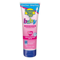 Banana Boat, Baby Sunscreen Lotion, Broad Spectrum SPF 50 - 8 oz.