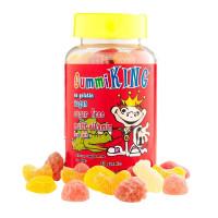 Gummi King, Sugar-Free Multi-Vitamin, For Kids - 60 Gummies