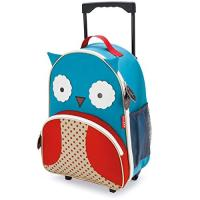 SKHP, Unisex Zoo Little Kid Rolling Luggage  *Select Color