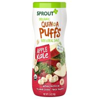 Sprout, Organic Quinoa Puffs Baby Food Snack - 1.5 Ounce  *Select Flavor