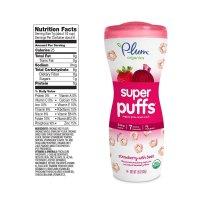 Plum Organics, Super Puffs, Organic Baby Puffs - 1.5 oz (42 g)
