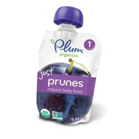 Plum Organics, Organic Baby Food, Stage 1 - 3.5 oz (99 g)