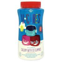 Solgar, U-Cubes, Children's Calcium With D3 Gummies - 120 Gummies
