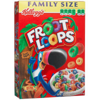 Kellogg's, Froot Loops Multi-Grain Cereal - 21.7 oz (615 g)