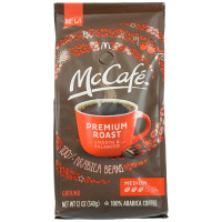 McCafe, Roast and Ground Coffee, Premium Roast - 12 oz (340 g)