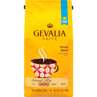 Gevalia, House Blend Ground Coffee - 12 oz (340 g)
