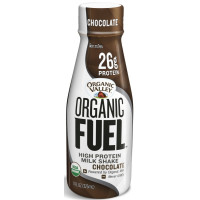 Organic Valley, Organic Fuel, Organic Milk Protein Shake - 11 Ounces (325 ml)  *Select Fla