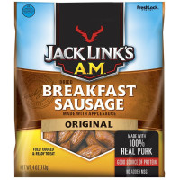 Jack Links, A.M. Breakfast Sausage, Original - 4 Ounce (113 g)