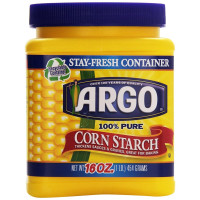 Argo, 100% Pure, Corn Starch - 16 oz (454 g)