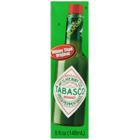 Tabasco, Green Pepper Sauce - 5 oz (148 ml)