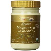 Spectrum Naturals, Organic Mayonnaise with Olive Oil - 12 oz (354 ml)