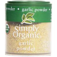 Simply Organic, Mini Garlic Powder - 0.92 oz (26 g)