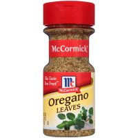 McCormick, Oregano Leaves - 0.75 oz (21 g)