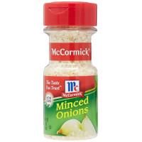 McCormick, Minced Onions - 2 oz (56 g)