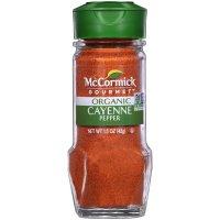McCormick, 100% Organic, Cayenne Red Pepper - 1.5 oz (42g)