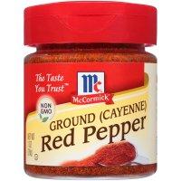 McCormick, Non-GMO, Cayenne Red Pepper - 1 oz (28g)