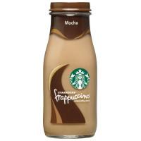 Starbucks, Frappuccino, Mocha, Coffee Drink, 4 Count - 9.5 oz (281 ml) each