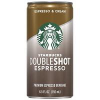 Starbucks, Doubleshot Espresso, 4-Pack - 6.5 oz (192 ml) each