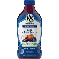 Campbell's, V8 V-fusion, Acai Mixed Berry - 46 Ounce (1.36 Liter)