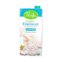 Pacific Foods, Organic Unsweetened Coconut Beverage - 32 oz (946 ml)