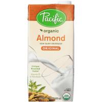 Pacific Foods, Organic Almond Non-Dairy Beverage, Original - 32 fl oz (946 ml)