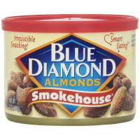 Blue Diamond Almonds, Smokehouse - 6 oz (170 g)