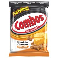 Combos, Cheddar Cheese Pretzel Baked Snacks - 15 oz (425 g)